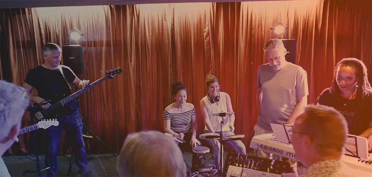 Muziek maken workshop