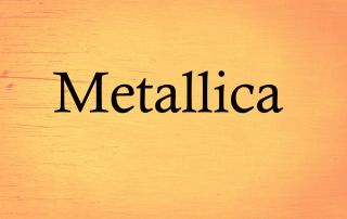 Teams on Track blog Metallica